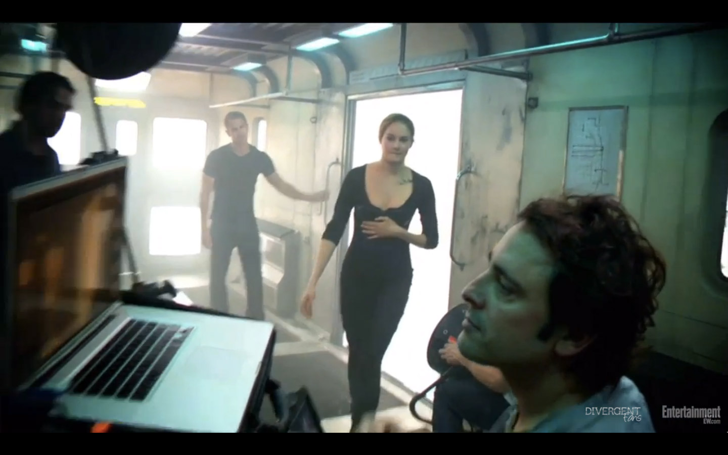 divergent movie synergy selected to fabricate steel props