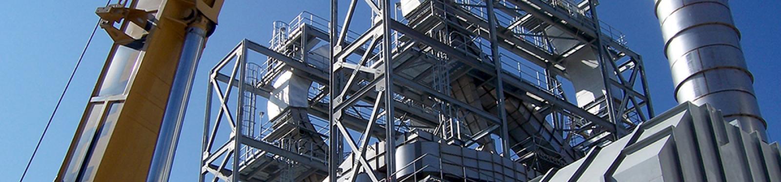 Altra Ethanol Plant