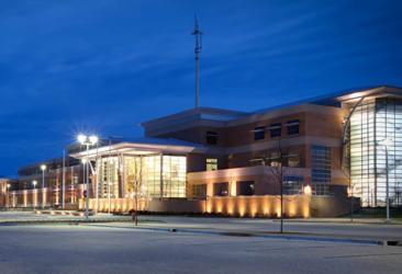 Aurora Police Complex