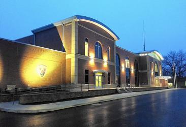 Highland Police Complex